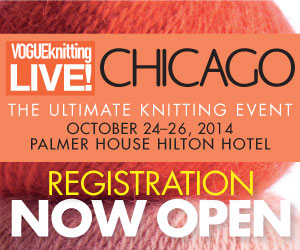 Vogue Knitting Live Chicago