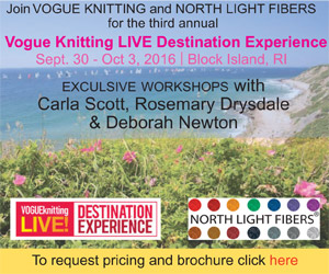 Destination Knitting Experience