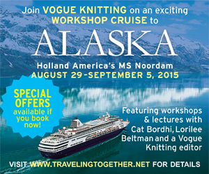 Knitting in Alaska