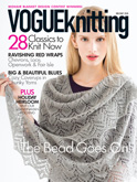 Vogue Knitting Corrections