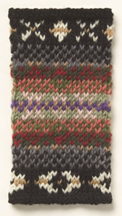Vogue Knitting Stitches Library : our town