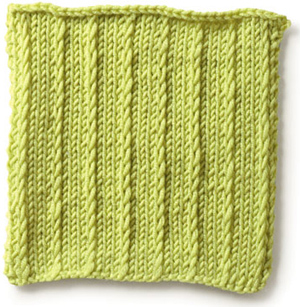 Knitting Stitches Instructions Slip Stitch : simple slip stitch