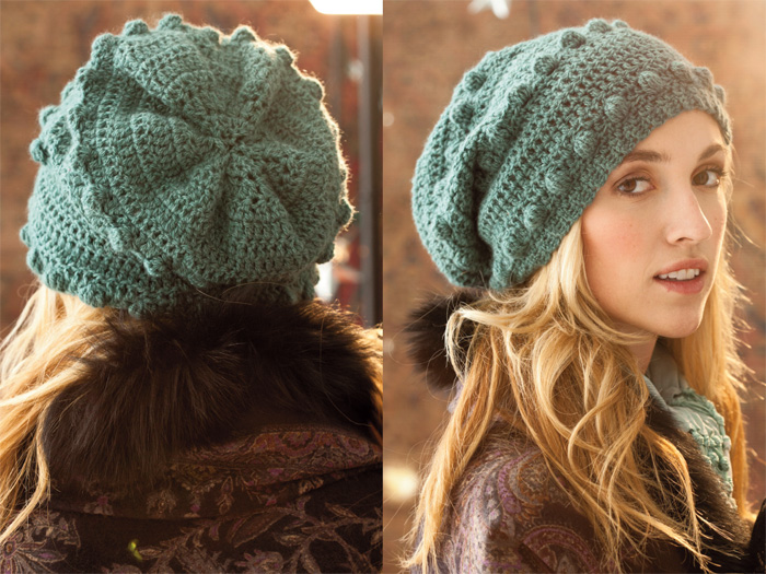 Vogue Knitting Patterns For Hats : Crochet 2012 Fashion Preview