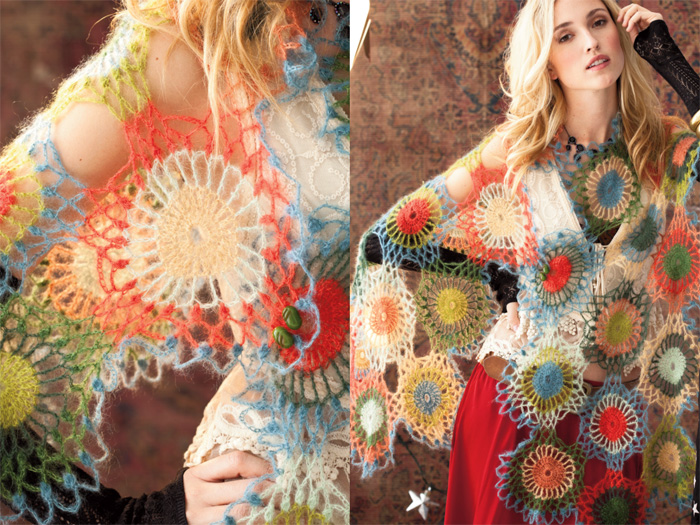Crochet Patterns Vogue : ... with rocker-chic looks that will have you crocheting to a new tune