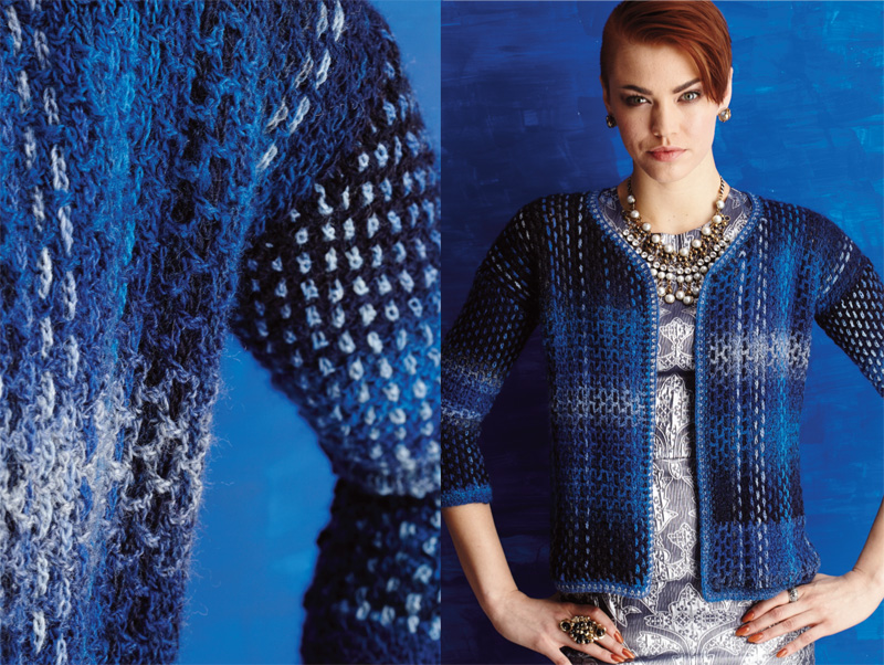 Crochet Patterns Vogue : The suiting staple becomes a wear-anywhere wardrobe essential.