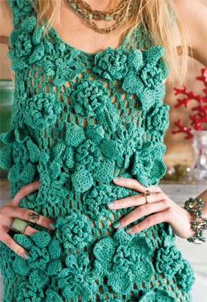 Crochet Patterns Vogue : Vogue Crochet