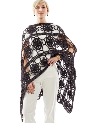 #9 LACE COVERUP