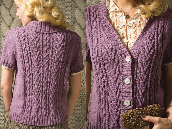 Vogue Knitting Pattern Help : Fall 2012 Fashion Preview