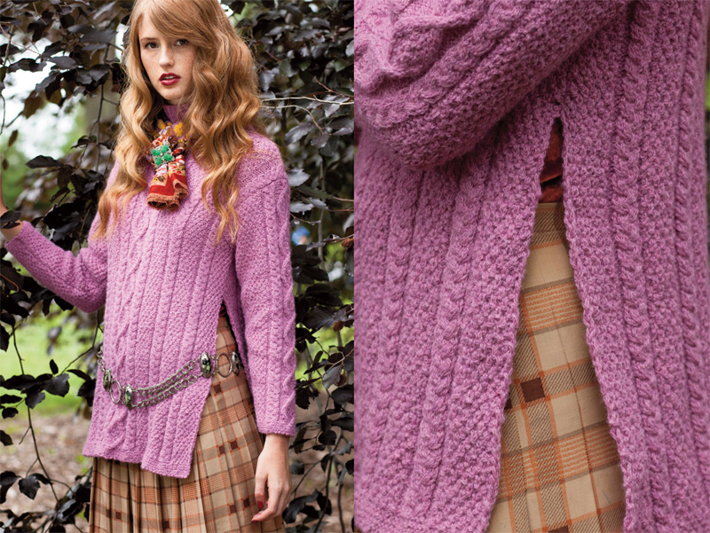 Vogue Knitting Pattern Help : Fall 2013 Fashion Preview