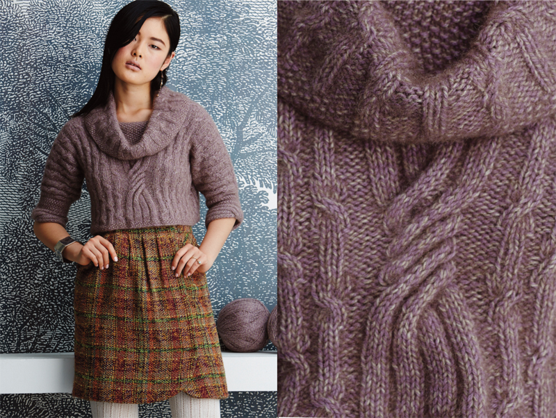Vogue Knitting Pattern Archive : Fall 2014 Fashion Preview
