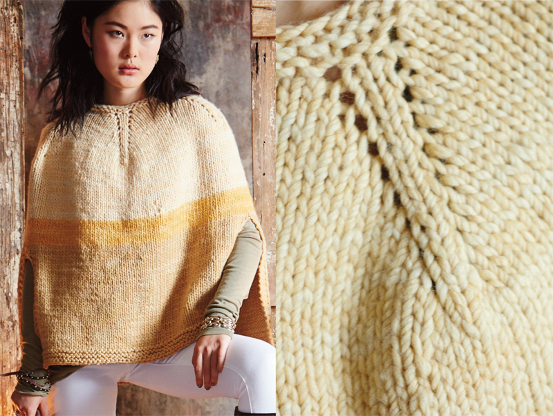 Vogue Knitting : wardrobe essentials eight need them now knits for fall