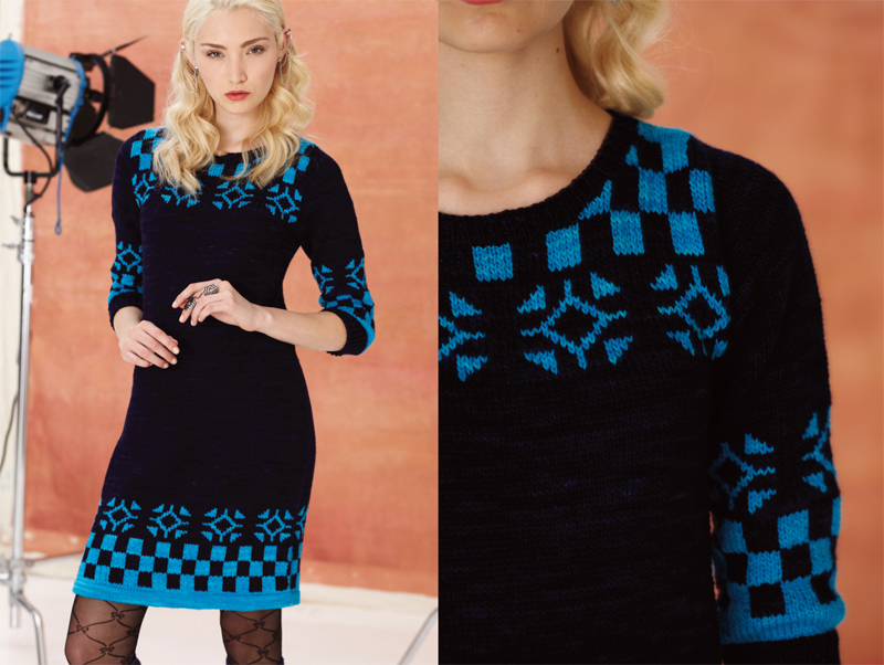 Anna Sui's Fair Isle Sweater