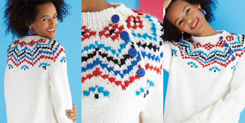 Vogue Knitting Pattern Errata : Holiday 2014 Fashion Preview