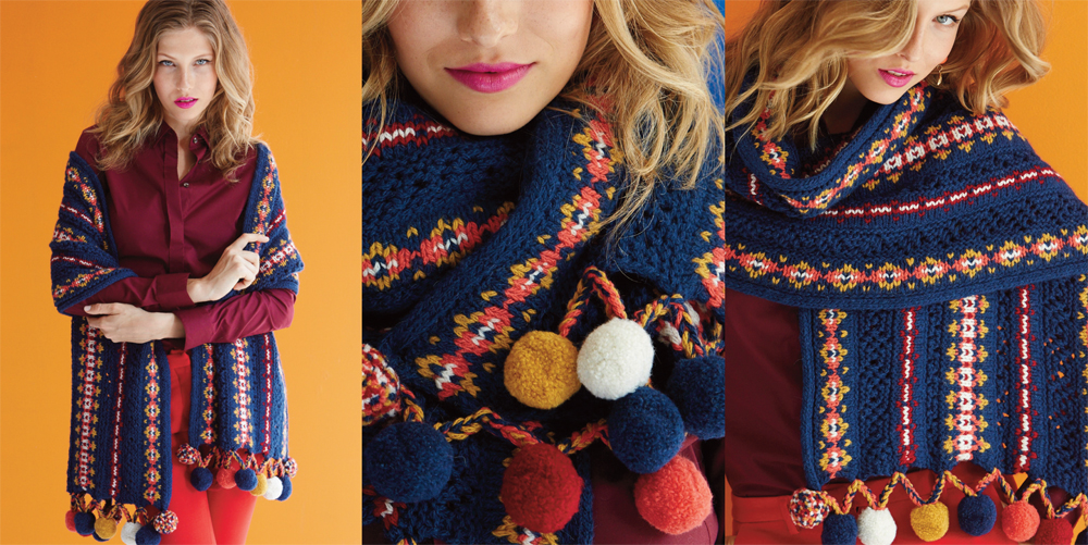 Vogue Knitting Pattern Archive : Holiday 2014 Fashion Preview
