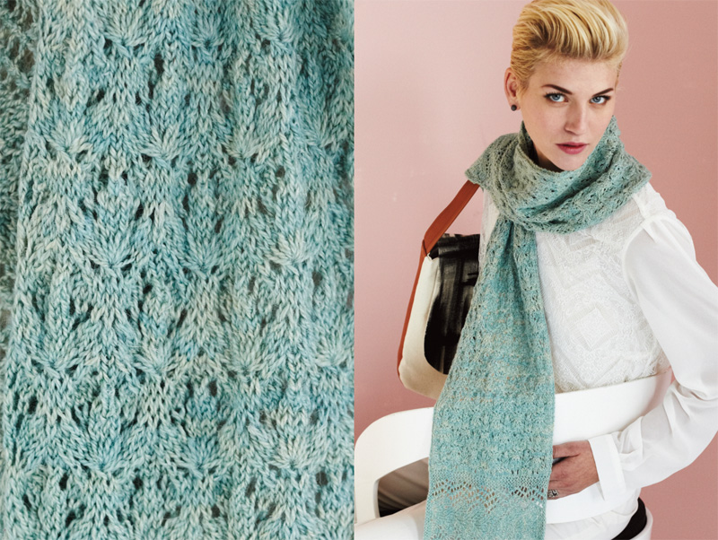 Vogue Knitting Pattern Help : Spring Summer 2014 Fashion Preview