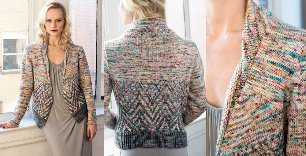 Knitting Vogue 2015 : Spring summer fashion preview