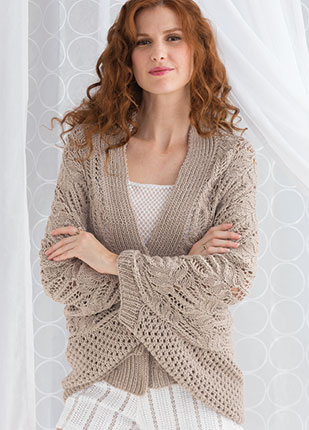 5e5f1c455143 Pattern  1 Lace Cocoon Cardi