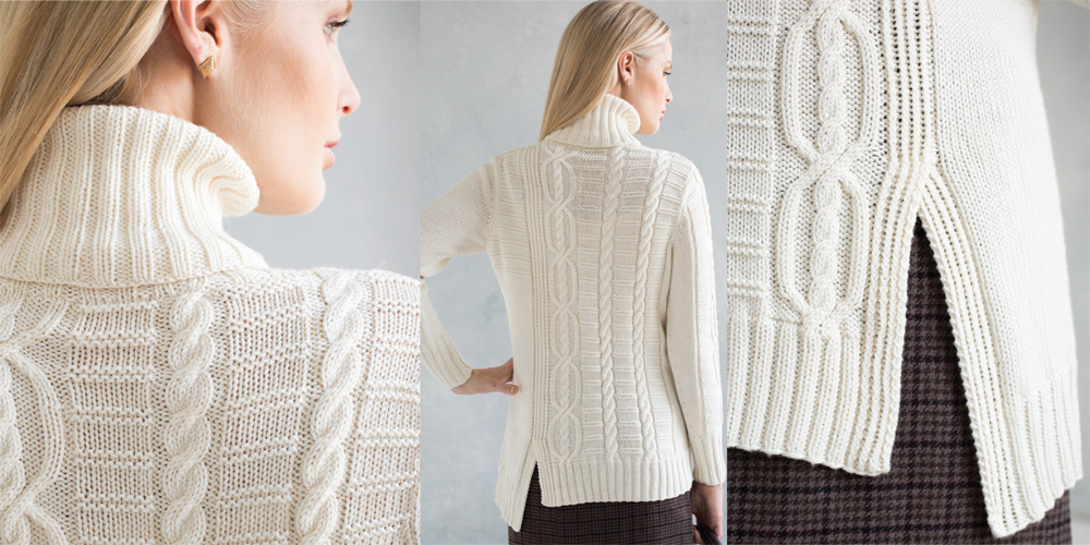 Vogue Knitting Pattern Help : Winter 2016/17 Fashion Preview