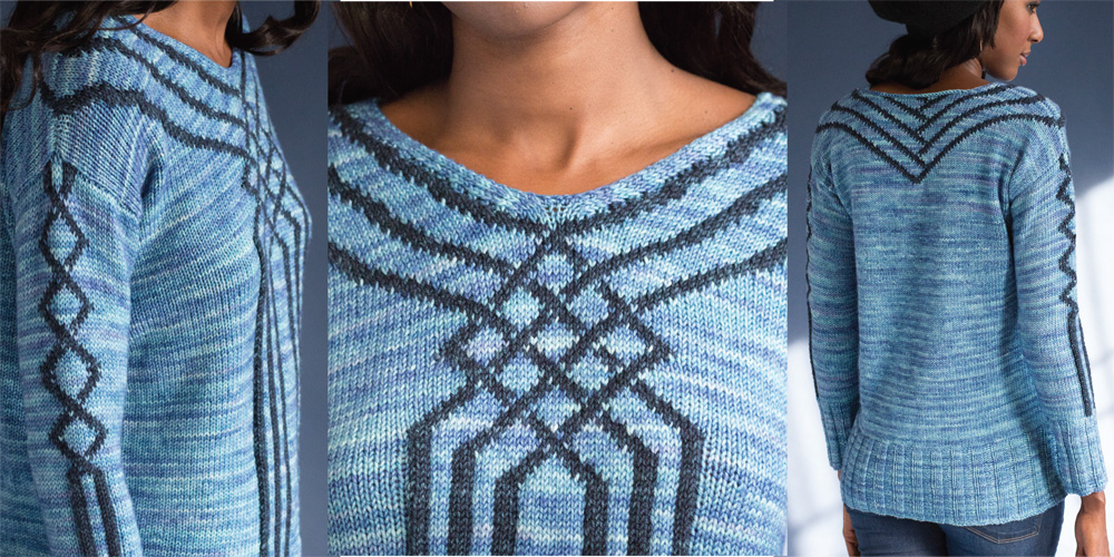 Vogue Knitting Patterns 2016 : Winter fashion preview