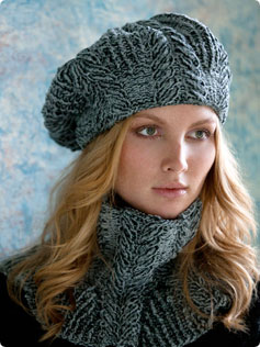 Vogue Knitting Cowl Pattern : S. Charles