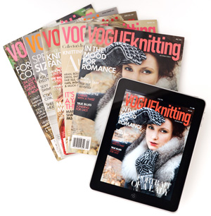Vogue Knitting Magazine iPad App