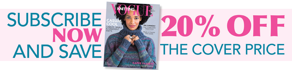 Ultimate Knitting Quiz : Vogue knitting the ultimate experience